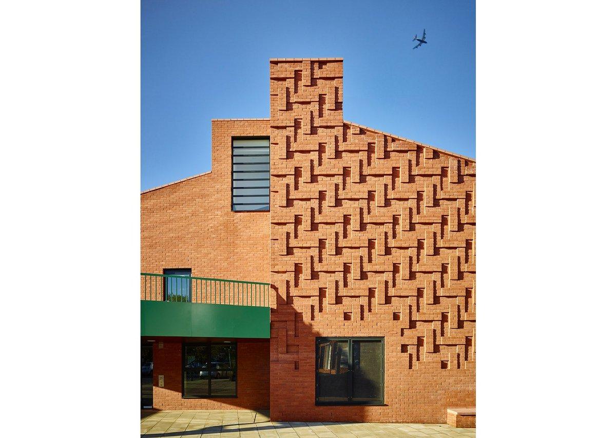 The Green community centre, Nunhead, London by AOC Architecture
