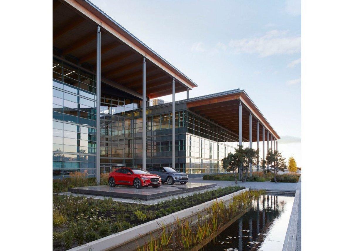 Jaguar Land Rover Advanced Product Creation Centre, Gaydon.