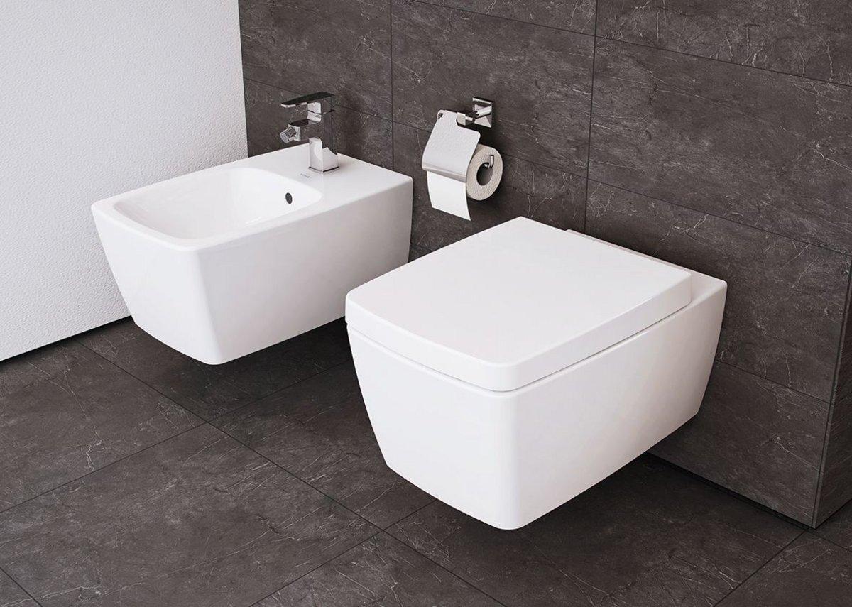 VitrA  RIM-EX M-Line WC with VitrA Fresh