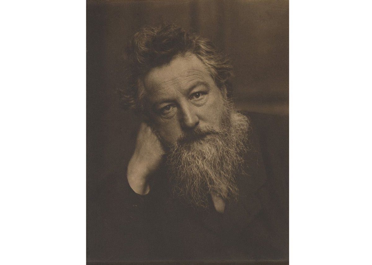 William Morris Catalogue Cover