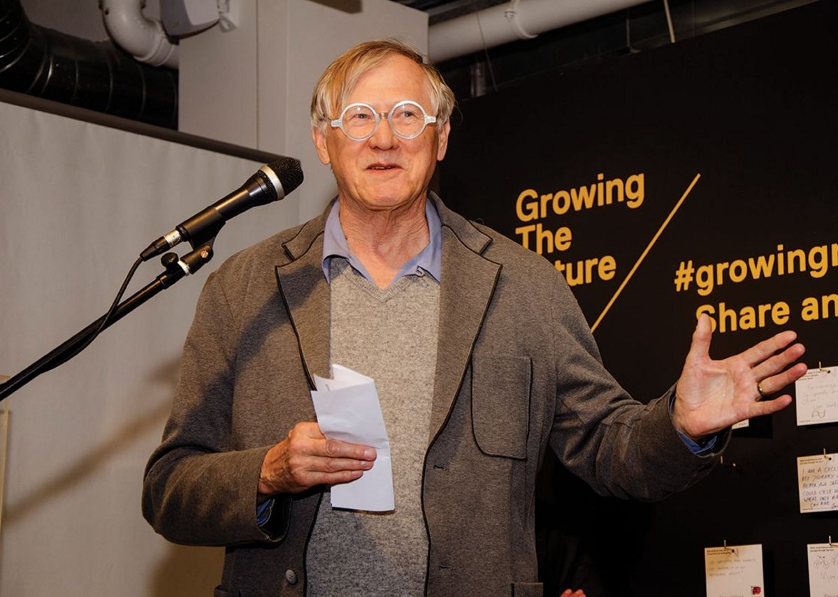 2015: Growing the Future City, Foyles Gallery, London, UK