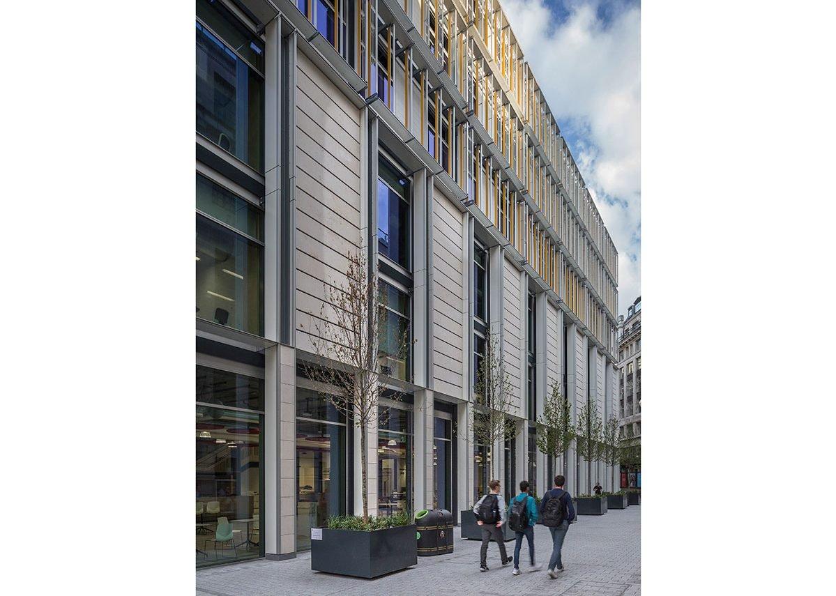 Centre Building.