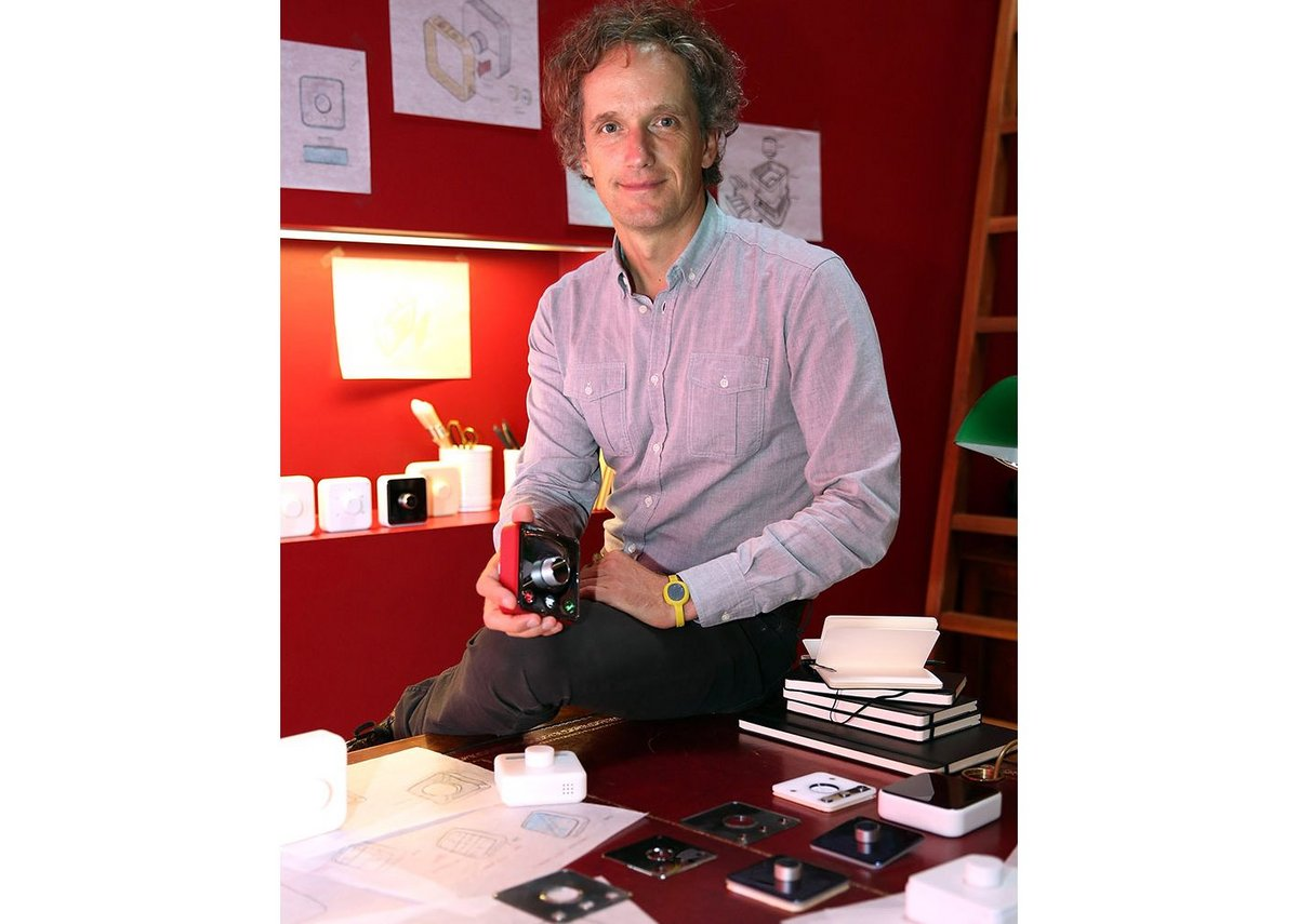 Hive has partnered with design entrepreneur Yves Behar to create Hive Active Heating 2.