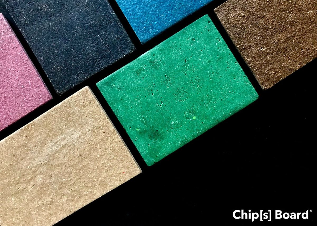 Chip Particle Board [CPB] Colour Samples