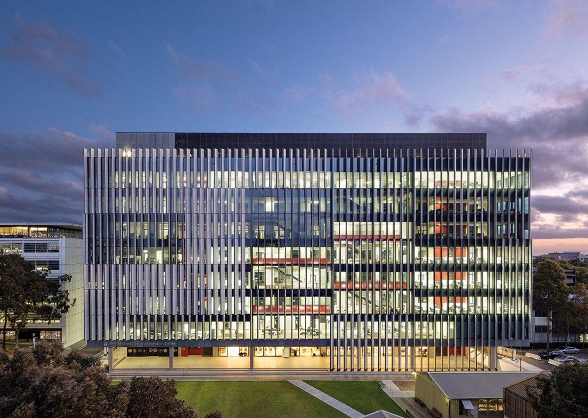 2015: UNSW: Hilmer Building, Sydney, Australia.