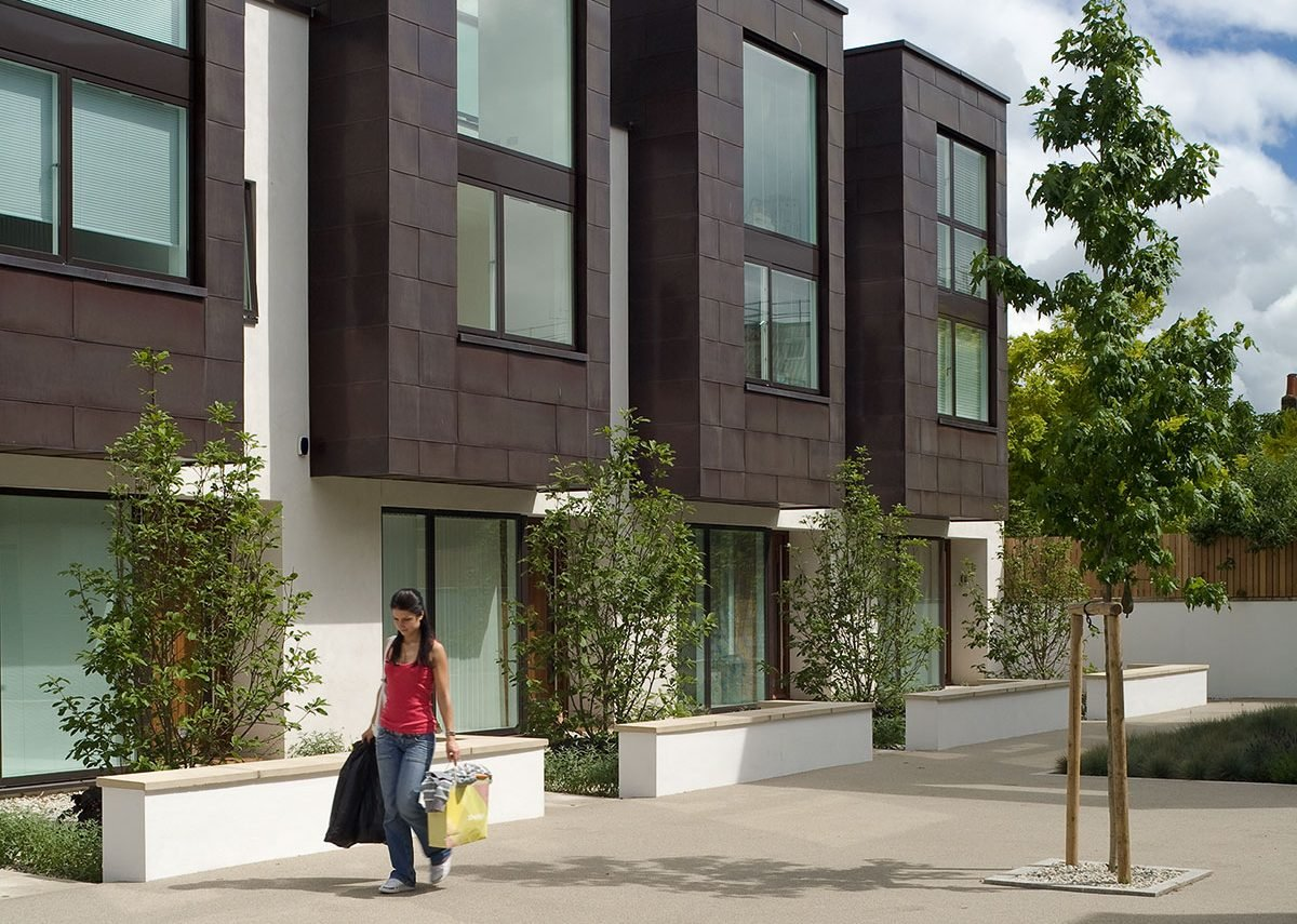 Residential project in Melody Lane, London.