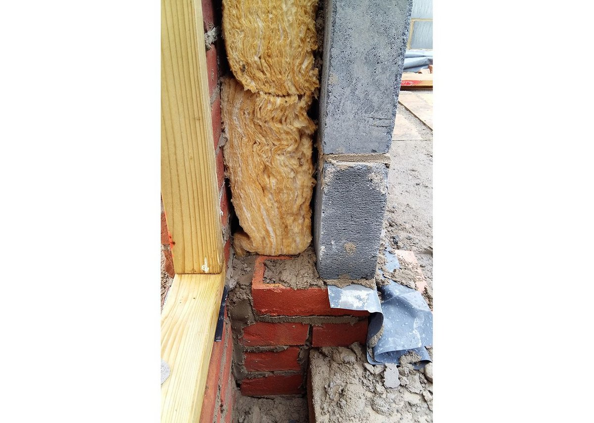 ACCEPT will be used to pinpoint construction problems such as thermal bridging.