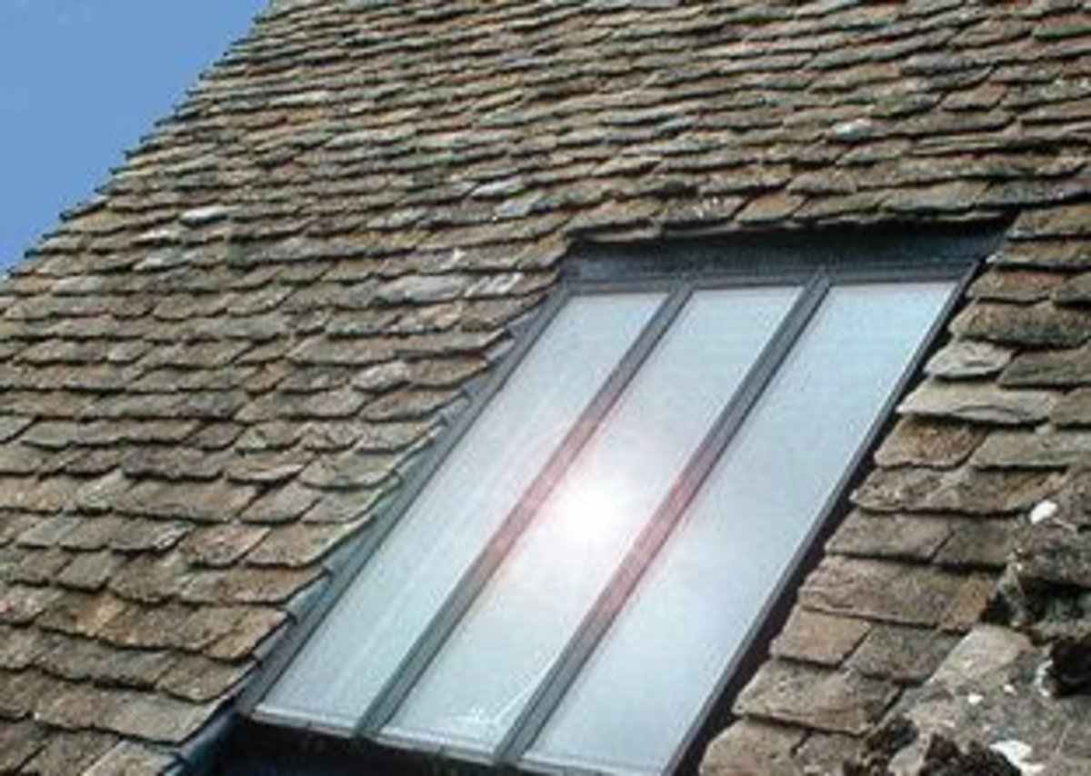 The Conservation Rooflight is available in 14 standard sizes and is easy to install.