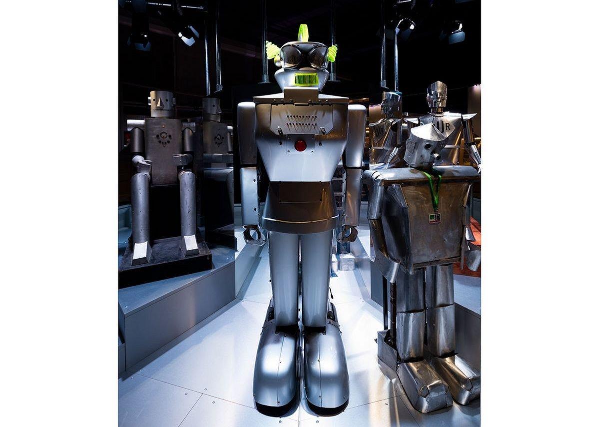 Cygan, a 1957 robot.