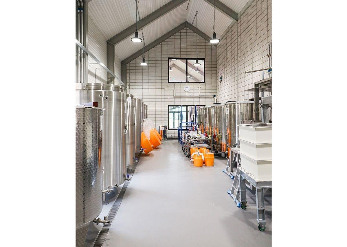 Fordham Abbey Dojima Saké Brewery.