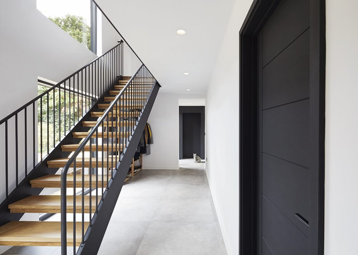 Inside Napier Clarke Architects' Samarkand refurbishment project.