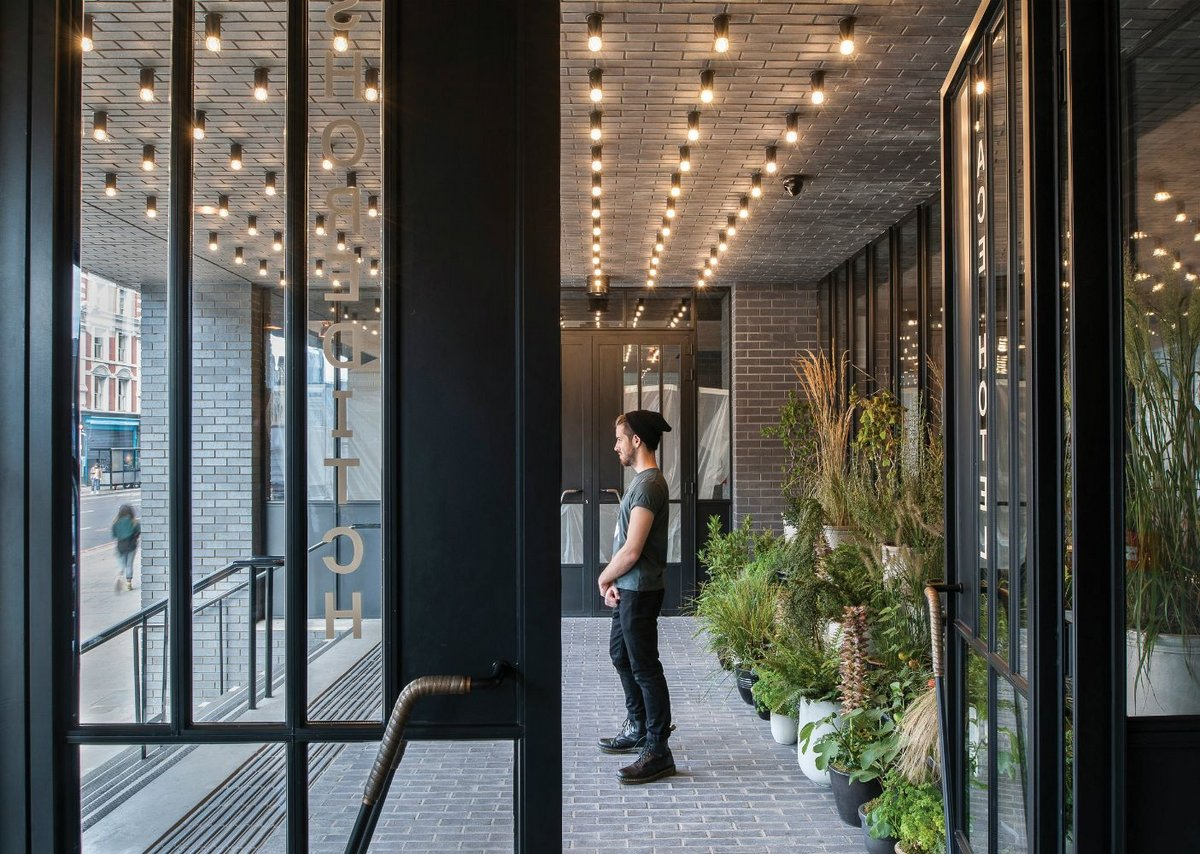 Best Refurbishment & Renovation Project: Ace Hotel, Universal Design Studio
