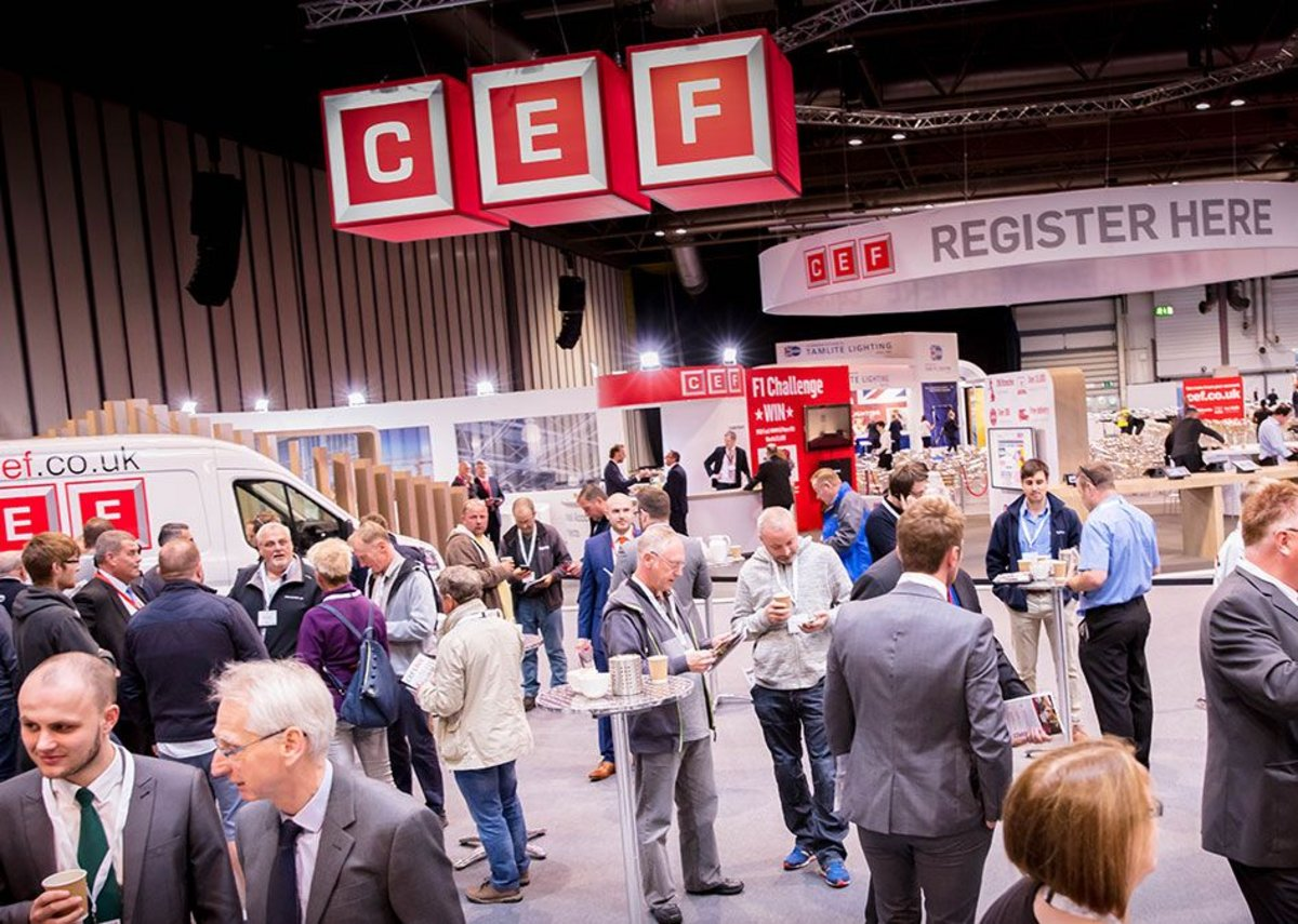 CEF Live 2019 is opening its doors at the NEC for the third time and this year offers two days of free educational content from industry experts and leading suppliers.