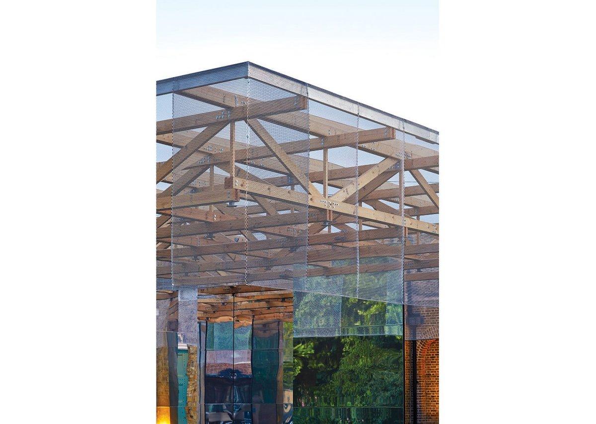 Reflections From Dulwich Ribaj