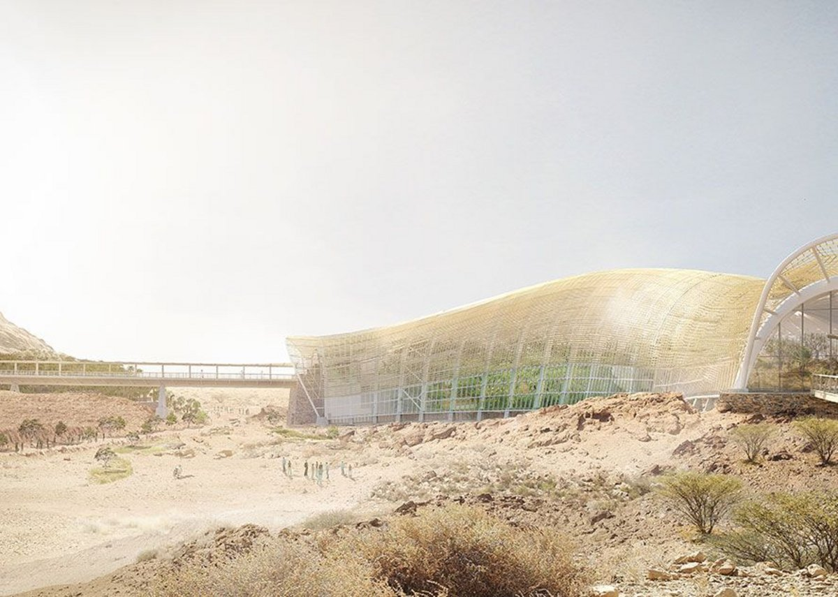 Kennedy played a crucial role in winning the 420ha Oman Botanic Gardens competition and will be leading for Grimshaw now it has moved on site.