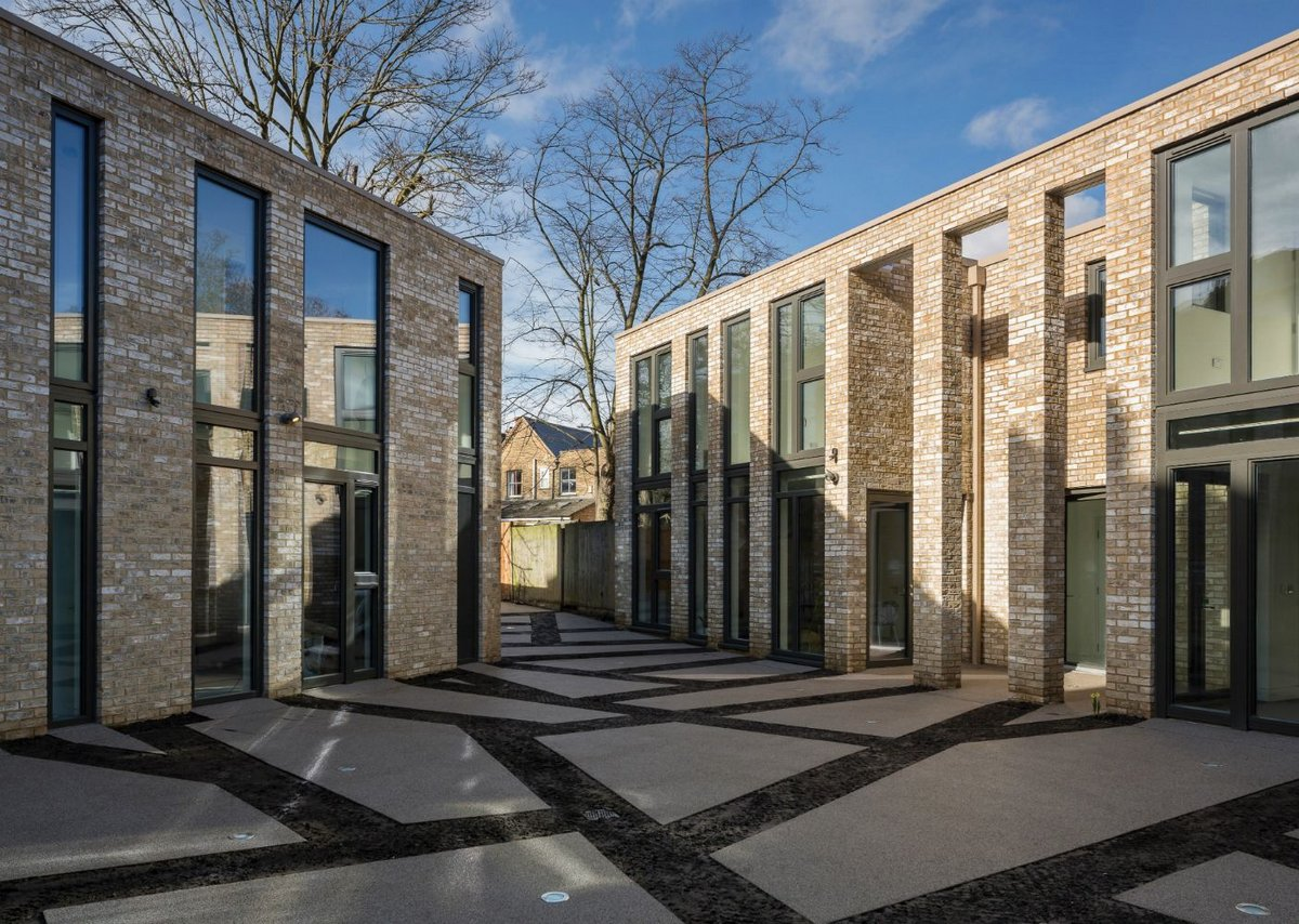 Architect's Choice Award: Rockbourne Mews, Robert and Jessica Barker