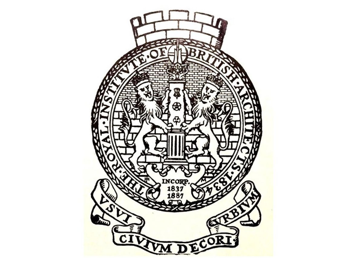 The Badge Designed by J H Metcalfe in 1891 and in General Use until 1931.