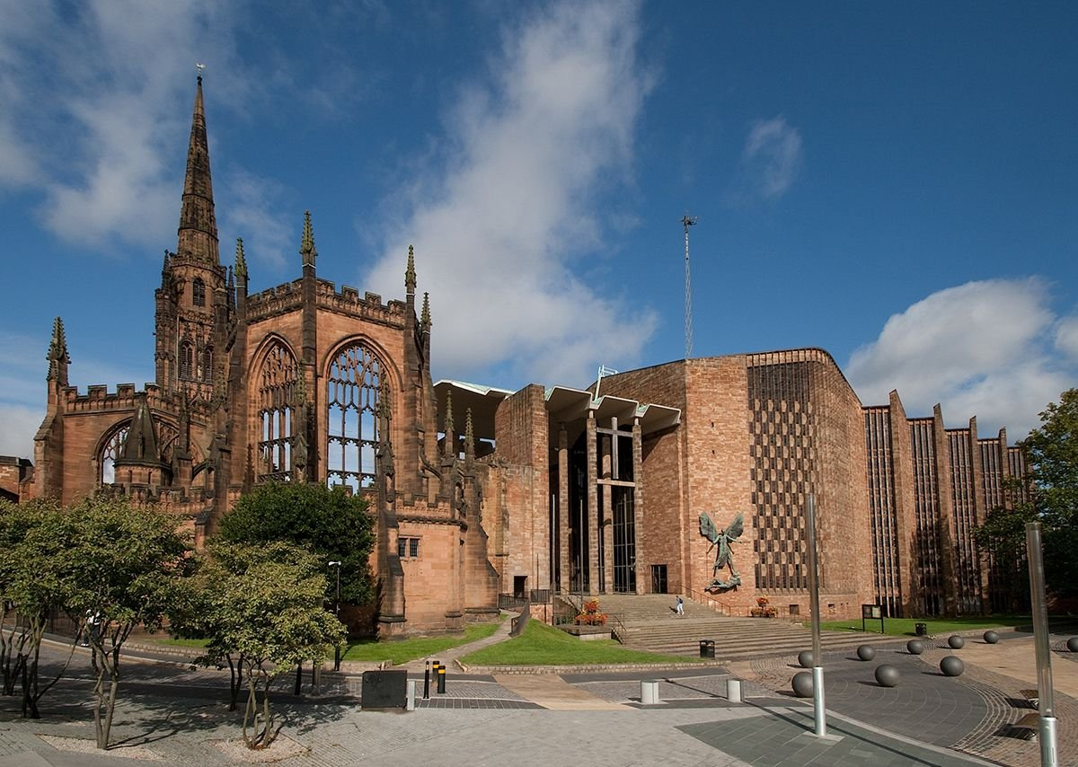 Coventry Cathedral Cathedral.