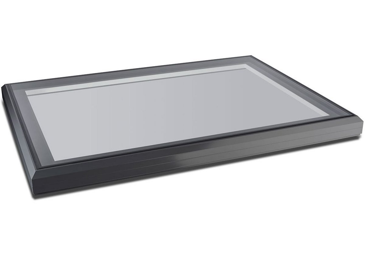 Sunsquare's SkyView rooflights combine outstanding thermal performance with sleek design.