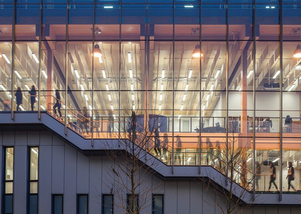 BSkyB Believe in Better Building.