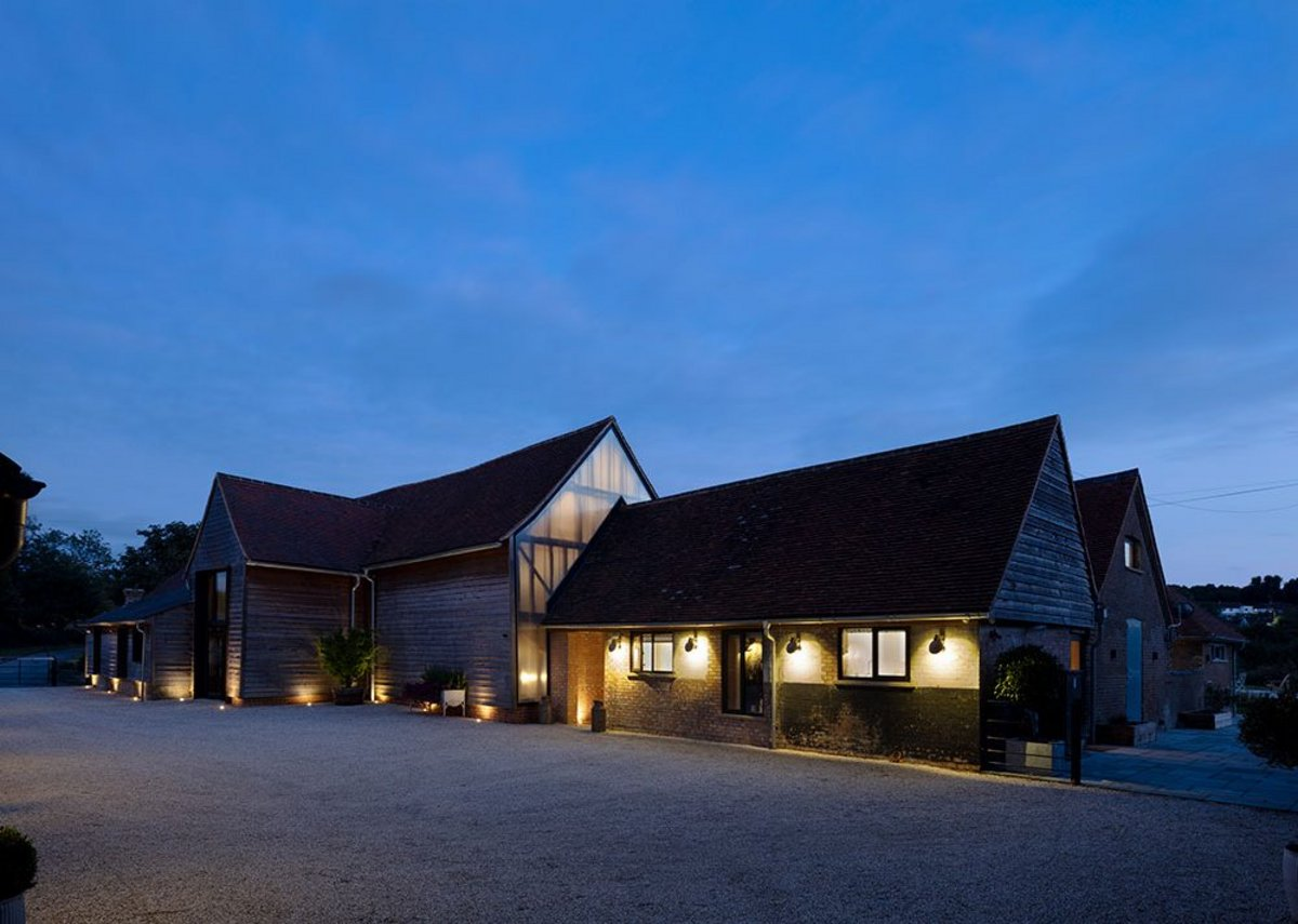 Oxhey Hall Farm.