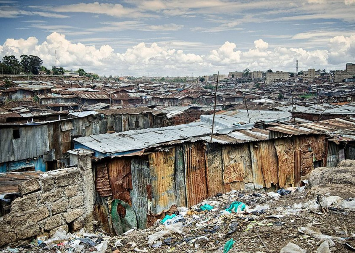Mathare Valley Slum
