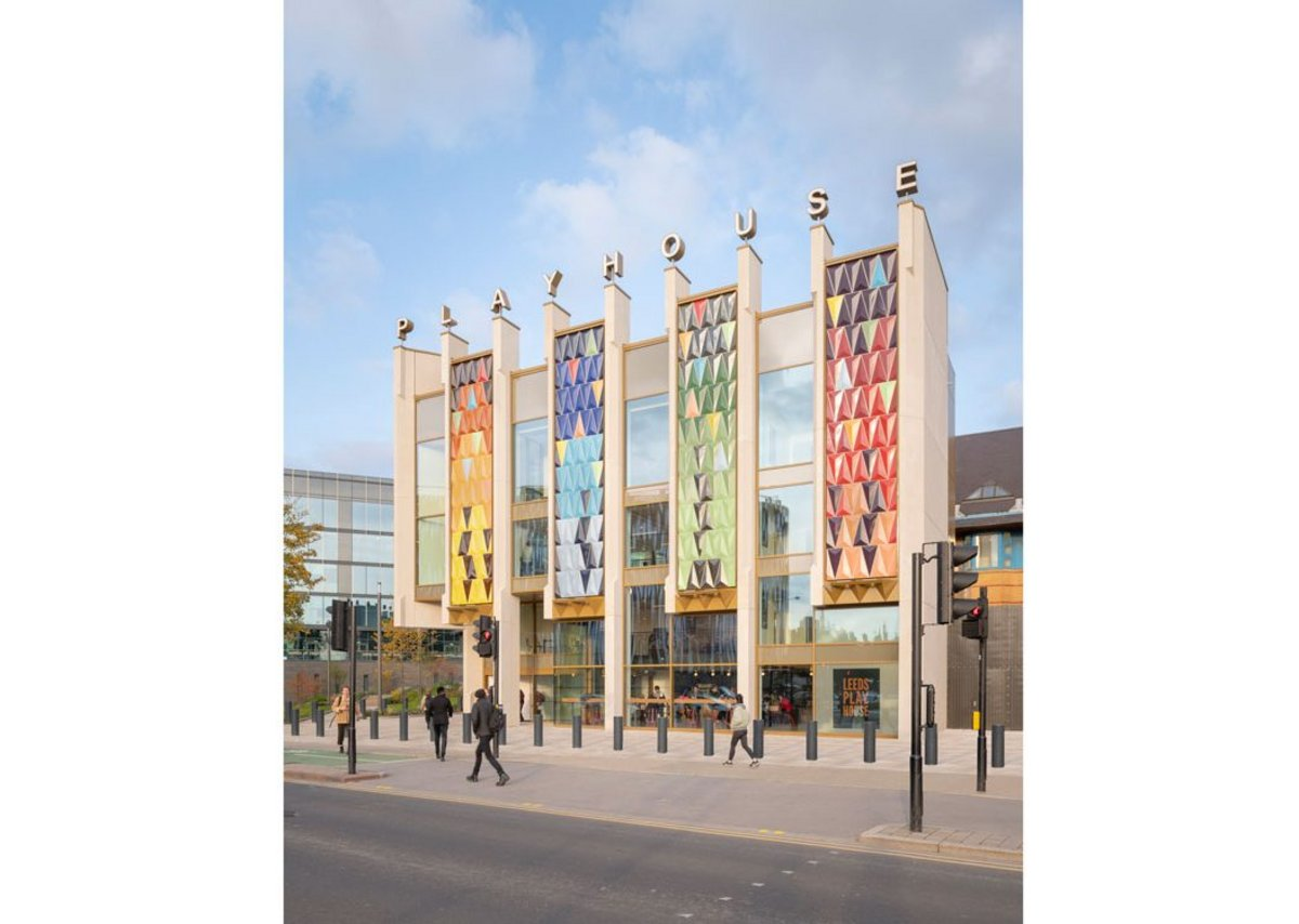 Leeds Playhouse, Leeds