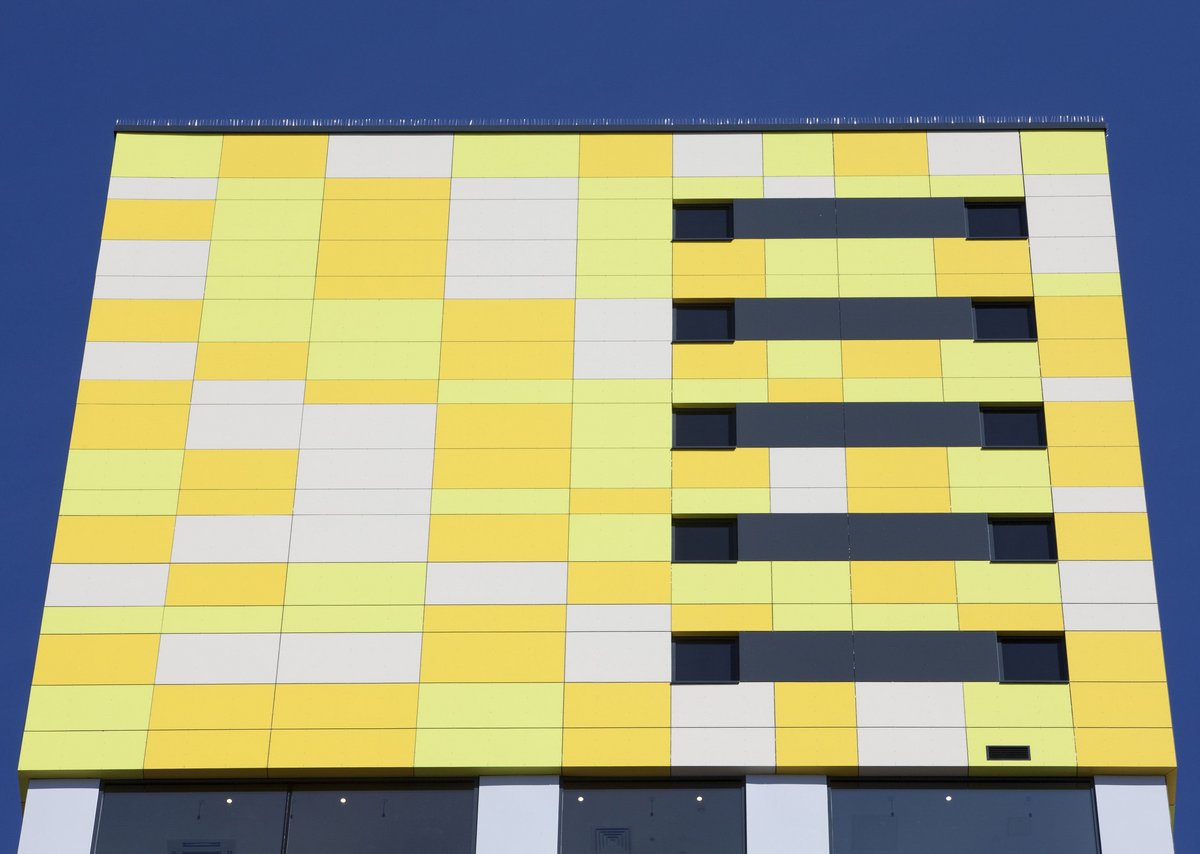 Kingspan Kooltherm K15 Rainscreen Board provided excellent thermal performance at the new UNITE student accommodation in Portsmouth.