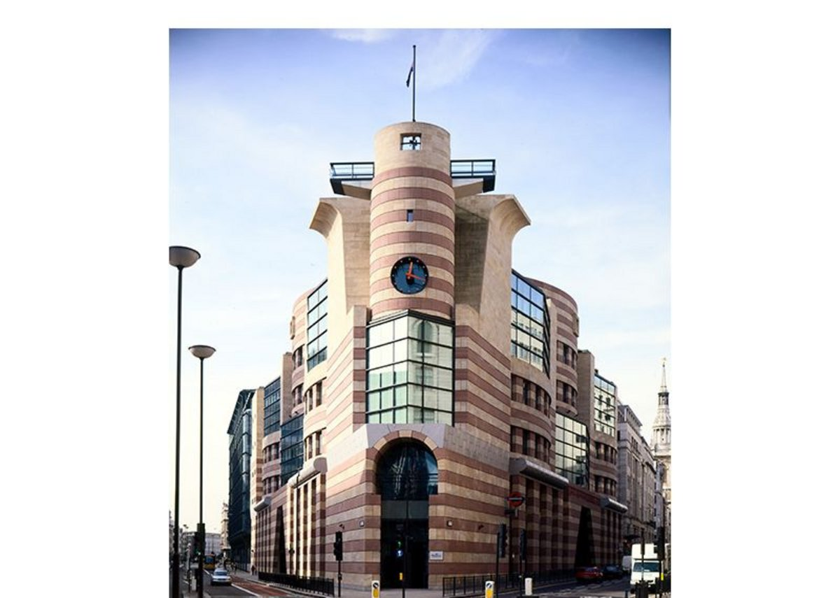 What got built - Stirling Wilford's Number One Poultry