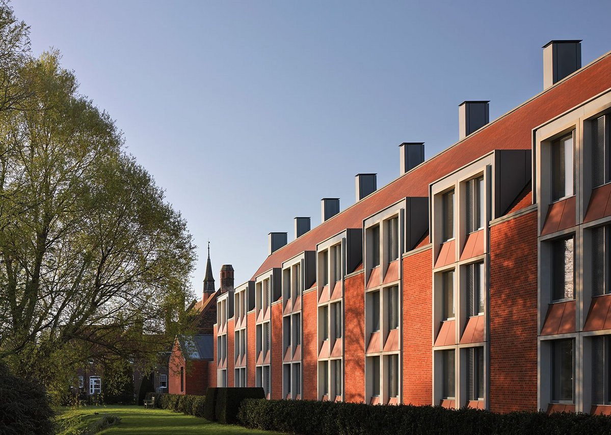 Sustainability award winner: Ash Court, Girton College, Cambridge