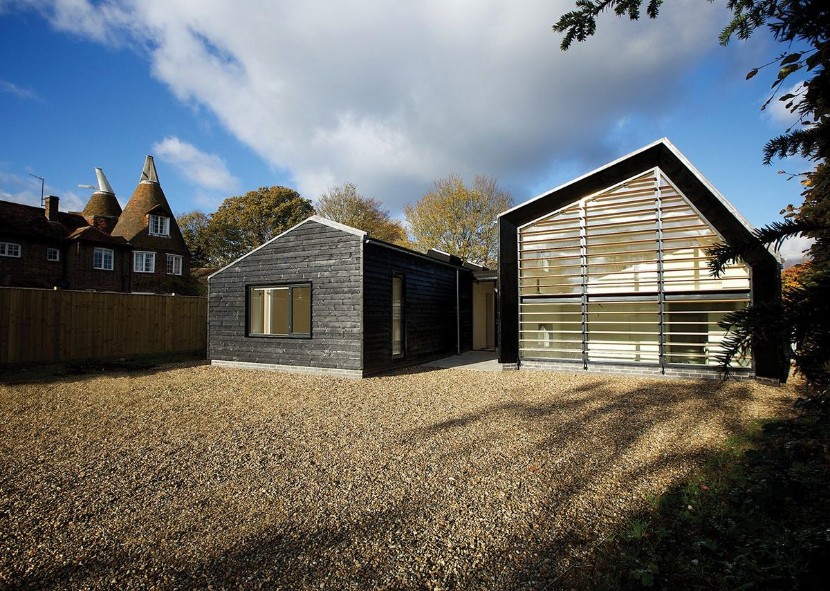 Bourne Lane, Tonbridge, Kent. Nash Architects.