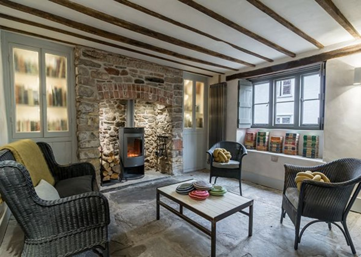 The Miner's Cottages, Pensford by design storey.