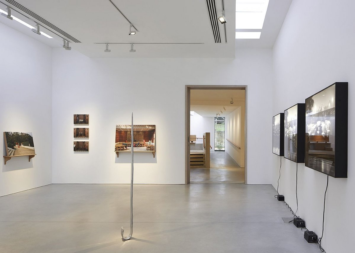 Two spacious new contemporary galleries have been built.