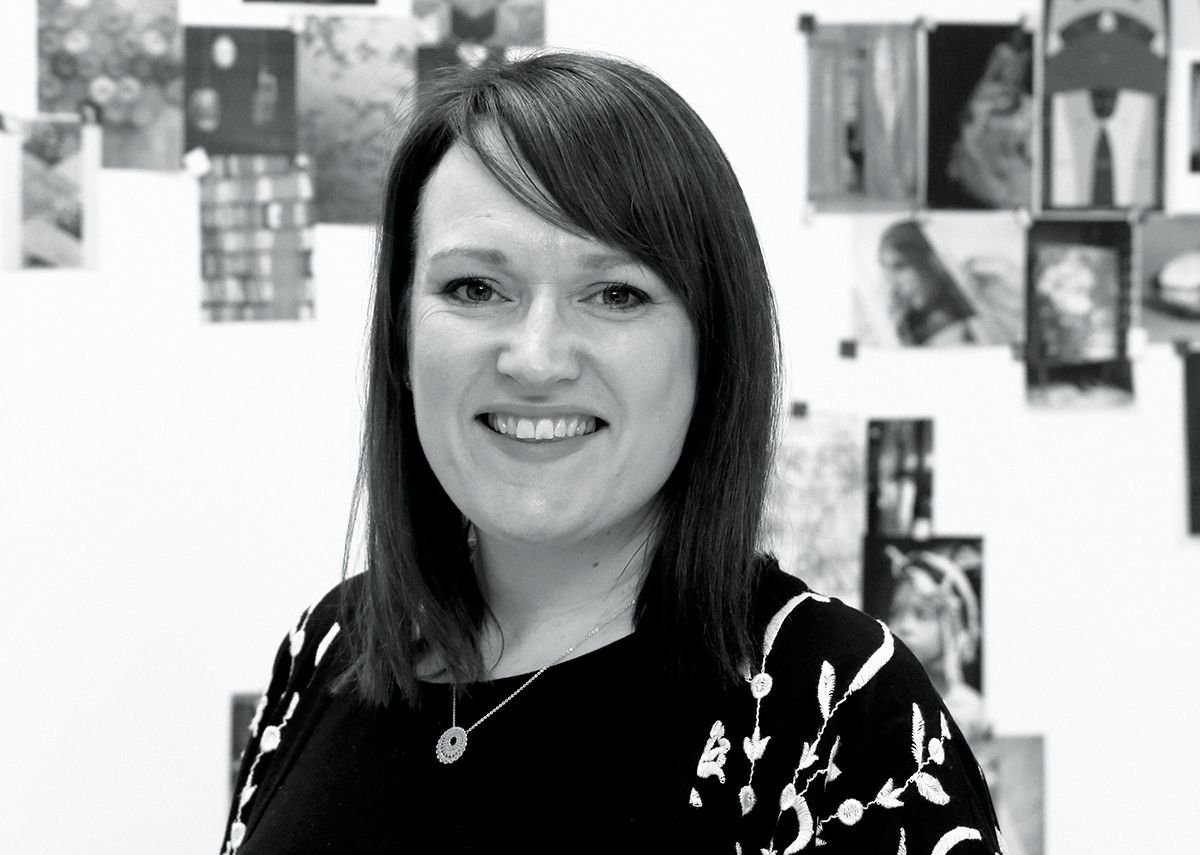 Lorna Williams is head of product design and creative branding at Amtico