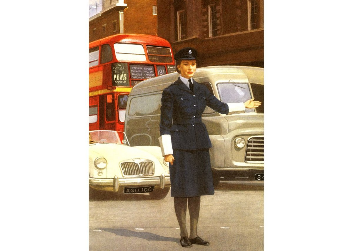 The Policeman, 1962, John Berry.