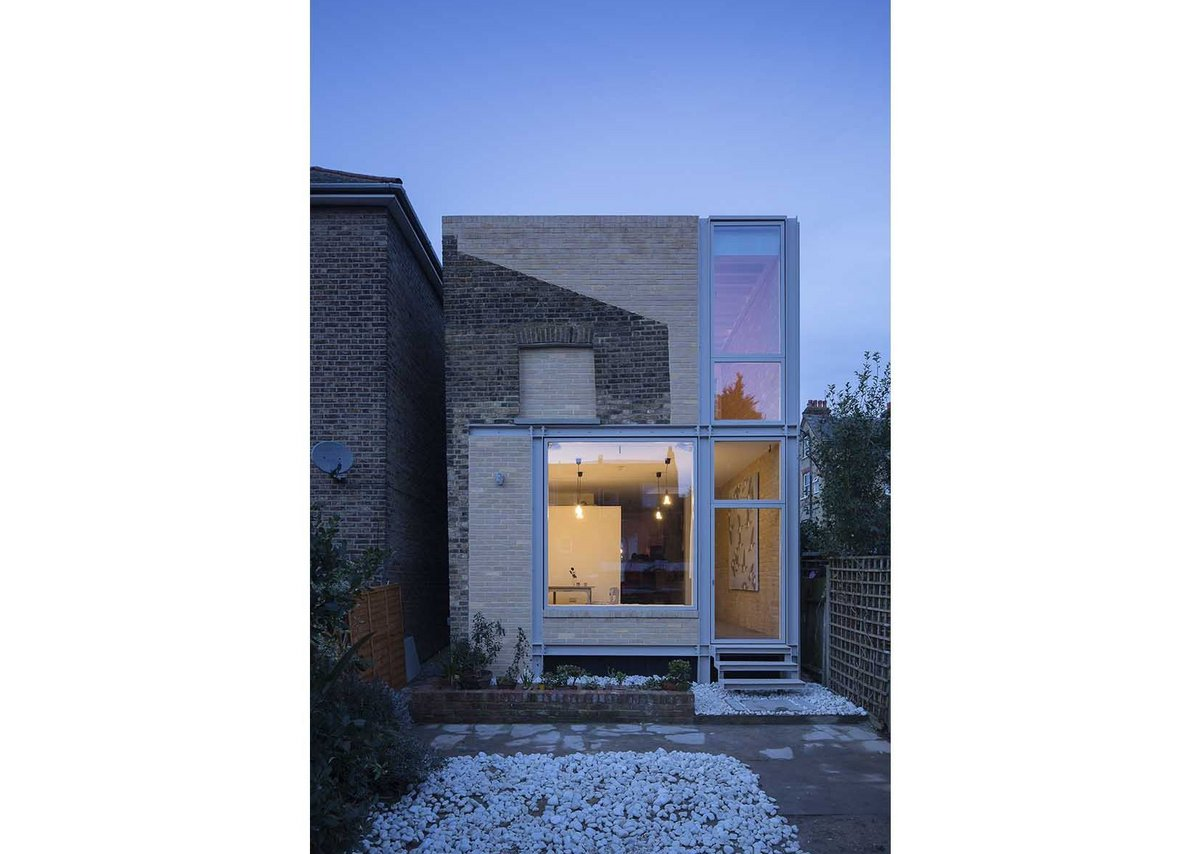 BEST REFURBISHMENT PROJECT: House of Trace, London by Tsuruta Architects