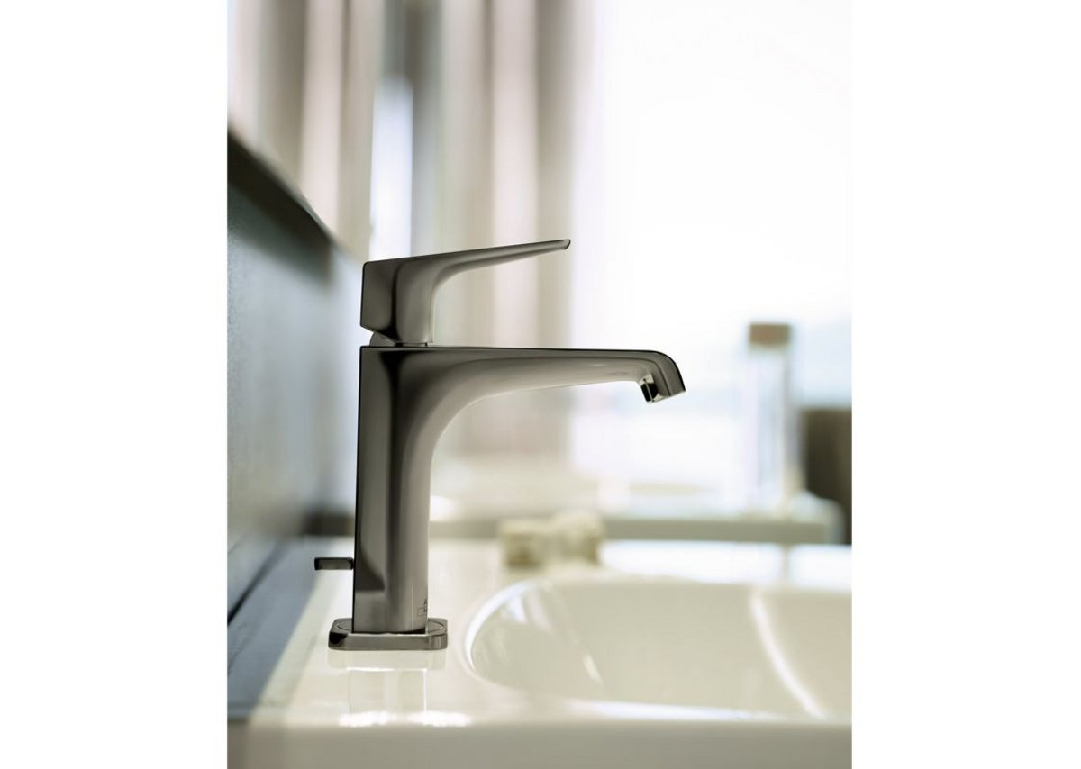 Axor Citterio E Washbasin Mixer black chrome
