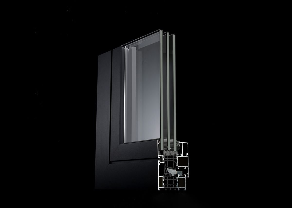 The MasterLine 8 window is designed with current architectural trends in mind: maximising daylight while offering ultimate insulation.