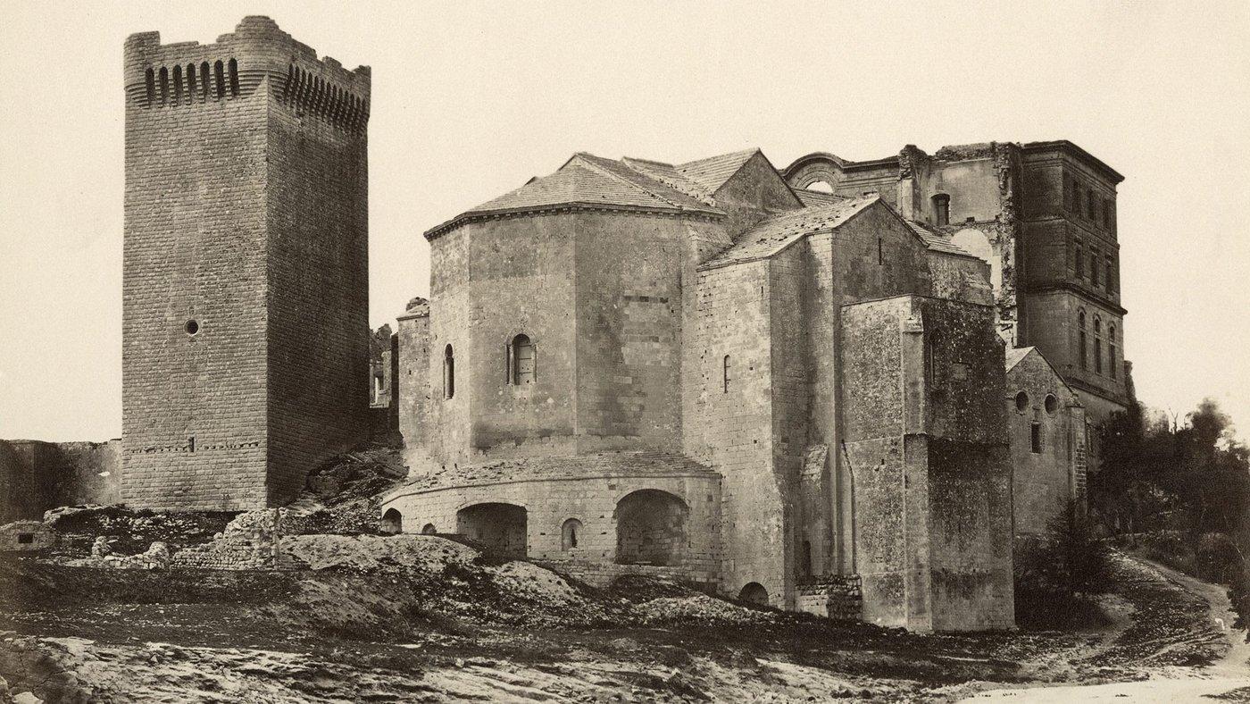 Van Gogh's inspirational medieval abbey; Valeria Carullo; RibaJournal