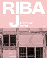 RIBA Journal Magazine