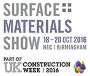 Surface and material show