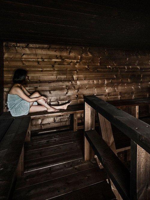 Löyly sauna in Helsinki.