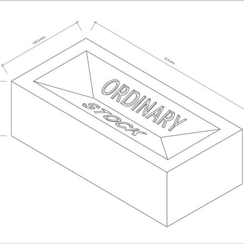 Ordinary Stock Brick