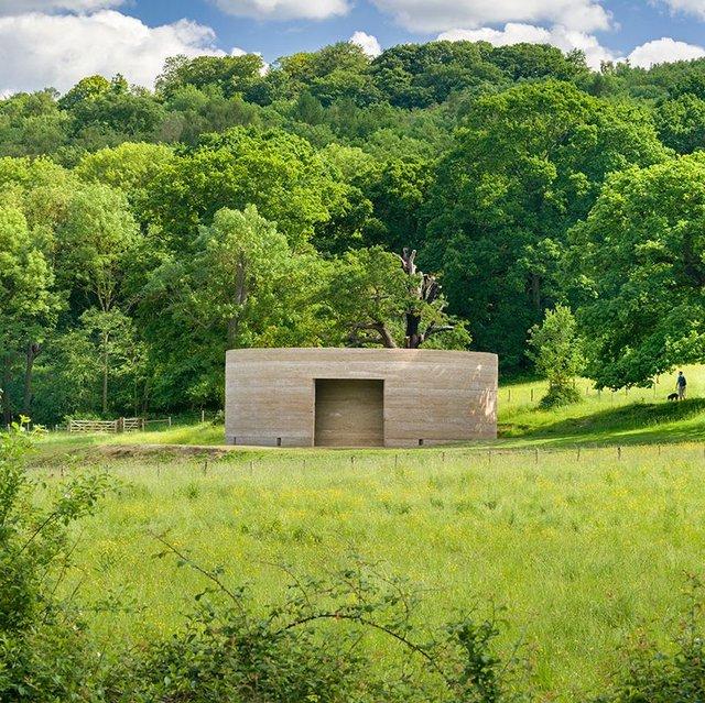 Monument to Magna Carta has a sense of presence and history