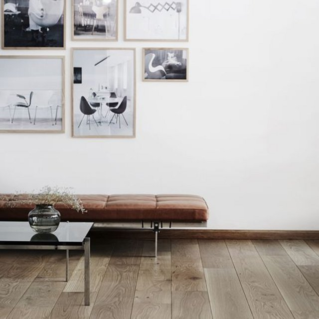 Danish floors for Danish design house