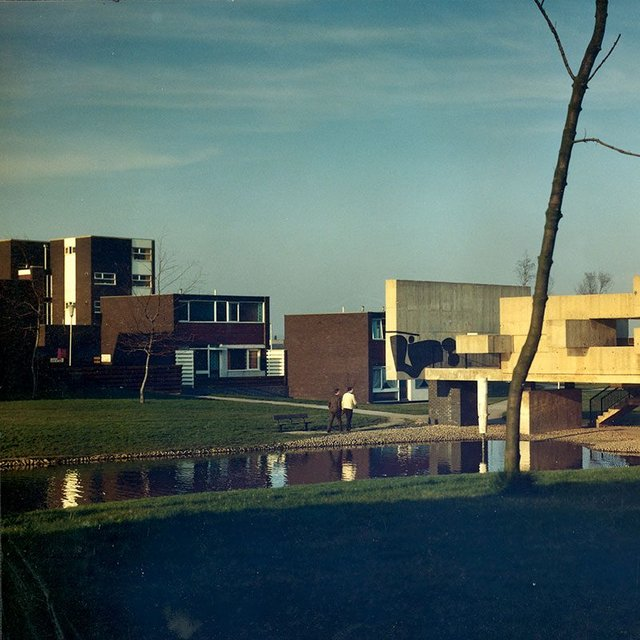 Apollo Pavilion, Sunny Blunts Estate, Peterlee, 1970