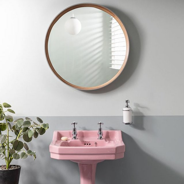 Pink the sink