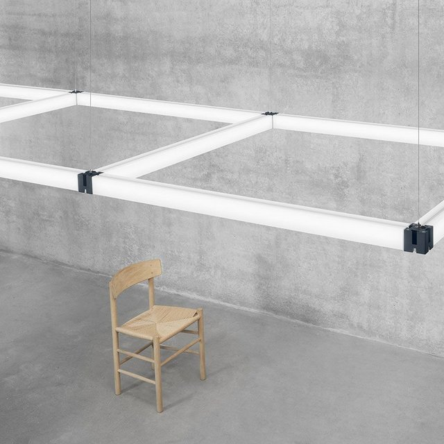 Swedish lighting manufacturer, ateljé Lykta, has launched Vault, a modular multifunctional lighting system, in collaboration with London creative agency Fourmation.
