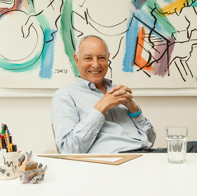 Wilkinson Eyre co-founder on art, architecture, high-tech and incredible influences