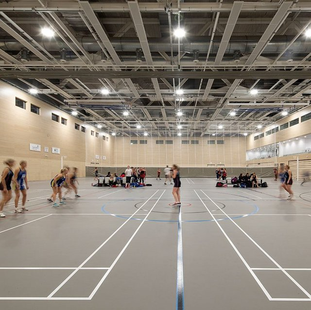 Community centre by FaulknerBrowns tackles health, education, sport and skills
